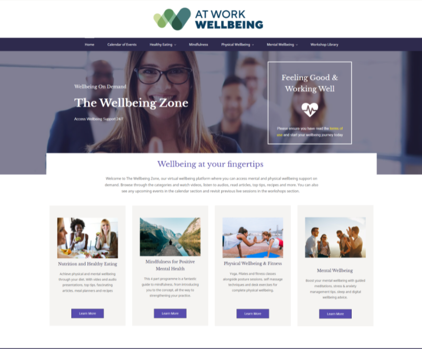 The Wellbeing Zone